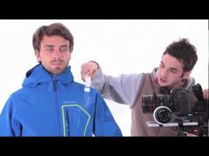 Quechua - Making-of shooting Spring-Summer 2012