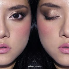 Sultry Look with the Too Faced Chocolate Bar Palette...