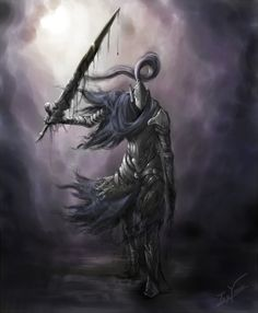 Dark Souls,сделал сам,нарисовал сам, сфоткал сам, написал сам, придумал сам, перевел сам,рисунки IcyYmir'a,Artorias The Abysswalker,DS персонажи