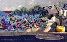 Čuvaj se psa! / RAGE / Vračar #BeogradskiGrafiti #StreetArt #Graffiti #Beograd #Belgrade #Grafiti