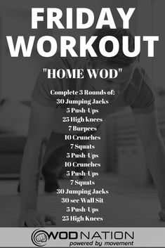 Fitness Workouts, Wod Workout, Friday Workout, Workout Challenge, Fitness Tips, Crossfit Workout Program, Calisthenics Workout Routine, Thursday Workout, Hotel Workout