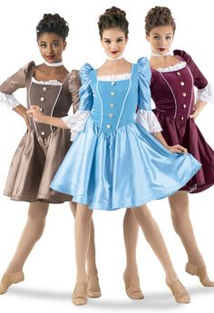 Weissman® | High Society Character Dance Costume
