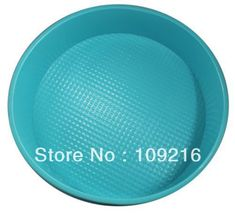 Aliexpress.com : Buy Green Good Quality 100% Food Grade Silicone Cake Mold/Muffin Cupcake Pan Big Round Cake Mold from Reliable Silicone Cake Mold suppliers on Silicone DIY Mold and  Home Supplies Store $8.33 Pizza Cupcakes, Muffin Cupcake, Diy Molding, Round Cakes, Cake Mold, Bakeware, Food Grade, The 100, Free Shipping