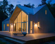 Gamla Villan: Exakt utförd finsk villaarkitektur bild 2