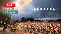 juni- öppen musikfestival i Tjeckien i