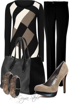 """Simple Style"" by orysa on Polyvore"