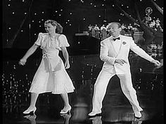 Eleanor Powell and Fred Astaire from Broadway Melody of 1940 is one of the best musical dances on screen.