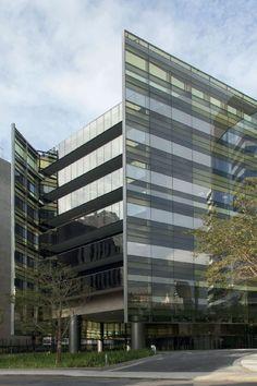 Edifício Jacarandá: Carlos Bratke projeta mais um edifício corporativo na região da Berrini, em São Paulo :: aU - Arquitetura e Urbanismo