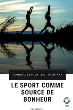 Le sport est bien connu pour être un facteur incontournable du bien-être d'un individu. Le sport se n'est pas seulement un façon de maigrir ou d'être plus beau, non le sport est une source de bonheur. Découvrez en plus dans notre article ! Movie Posters, Movies, Being Happy, Bonheur, Beauty, Healthy Bodies, Film Poster, Films, Movie