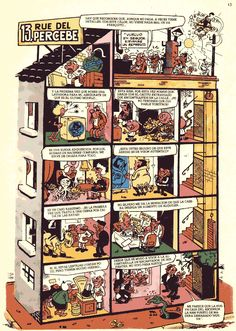 13 Rue del Percebe Nostalgia, Cover Art, Childhood Memories, Novels, Artsy, Cartoon, Baseball Cards, Humor, Manga
