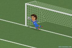 Guillermo Ochoa's save against Brazil WC 2014