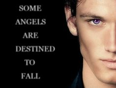 SOME ANGELS ARE DESTINED TO FALL Fallen Saga, Fallen Series, Reform School, Lauren Kate, Bed Rooms, Girl Names, Handsome Boys, Book Series, Falling In Love