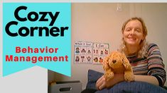 Teach young kids self-Awareness and self-management. Cozy corner is an ally for classroom management. Behavior Management, Classroom Management, Social Emotional Learning, Cozy Corner, Self Awareness, Calm Down, Children, Kids, Create Your Own