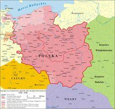 Polska 1102 - 1138