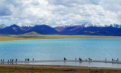 China to choke India water mulls 1000 km tunnel to divert Brahmaputra Tibet, Brahmaputra River, International News, Waterfall, The Unit, India, China, Mountains, Big