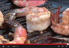 A quick how-to on grilling shrimp from Scott Leysath, the Sporting Chef.