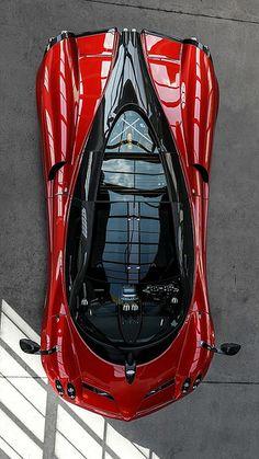 Italian specialty super car maker Pagani Automobili S. makes this luxury Pagani Huayra Pagani Huayra, Maserati, Ferrari Laferrari, Lamborghini Gallardo, Design Autos, Porsche 918 Spyder, Porsche 911, Automobile, Luxury Sports Cars
