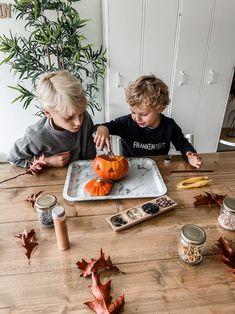 Halloween STEM activiteit: Pumpkin FIZZ