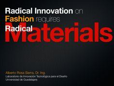 Estrategia de diseño, 1er Congreso Estudiantes de Moda 2013 by Universidad de Guadalajara via slideshare