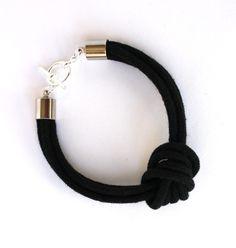Rope Bracelet - junghwa on Etsy