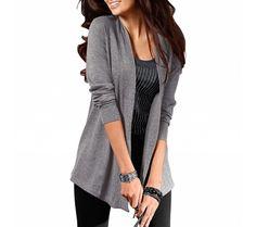 Dlhý sveter bez zapínania | blancheporte.sk #blancheporte #blancheporteSK #blancheporte_sk #leto #sveter Leto, Skirts, Sweaters, Jackets, Clothes, Dresses, Fashion, Fashion Ideas, Vestidos