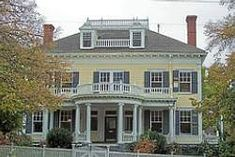 Colonial Revival Architecture | Colonial Revival Home Architecture and Design Features | RafterTales ...