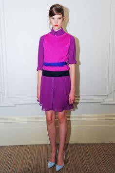 PringleofScotland Spring 2013 RTW Collection - Fashion on TheCut
