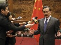 Chinese Foreign Minister: China 'Will Lead the Way' amid 'International Chaos' Breitbart News, Lead The Way, Chinese, Chinese Language