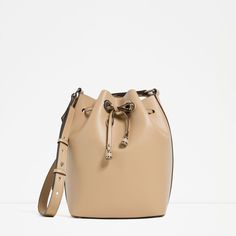 Image 1 of BAG WITH CROSS-BODY STRAP from Zara