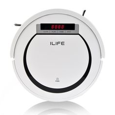 Pyle PUCRC90 Pure Clean Hepa Filter Robot Vacuum Cleaner with Automatic Docking and Scheduled Activation