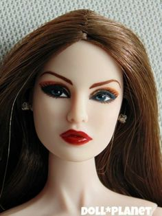 FASHION ROYALTY Rayna Go Home Nude Doll RARE!! OOAK repaint IFDC LE Nu.Fantasy.........SOLD!