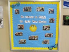 """Career Counseling - """"The Future's So Bright We Gotta Wear Shades""""  Bulletin Board"""