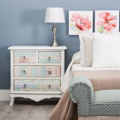 Cómodas de madera MIRANDA. Diseño y calidad en muebles Vintage.