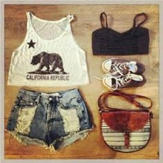 Image result for top summer outfits hipster style