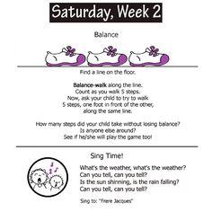 Can you balance walk?