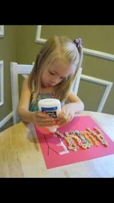 Fun, decorative and educational craft!