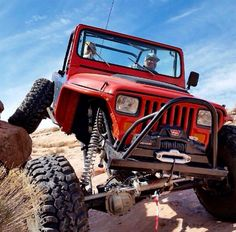 Jeep YJ Flex