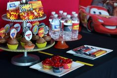 Disney Inspired Birthday parties...cinderella, cars, phineus and ferb are just the beginning