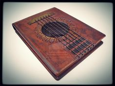 The Guitar Strings Journal by alexlibris999.deviantart.com on @deviantART