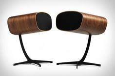 The Eames Lounge Chair is a near-perfect place to relax and listen to your favorite records. Unfortunately, most speakers don't match up well with the seat's carefully considered curves. The Davone Ray-S Speakers do. Inspired by the aforementioned chair, these...