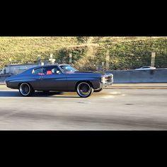 71 chevelle grey with red interior ss neek shaun lsx rushforth brushed wheels multi spoke