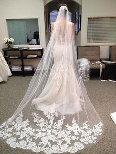 vintage lace veil - Google Search