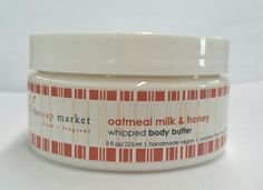 One of our favorites! The warm, comforting scent of oatmeal, milk, honey.