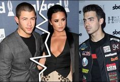 Brother Swap! Demi Lovato Ditches Nick Jonas For A Private Show With Joe!