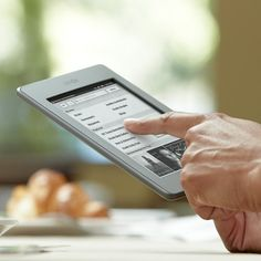 """Kindle Touch 3G (plus Wi-FI), 6"""" + Free DVD with more than 3000 ebooks + Certified Factory Refurbished   $210.00"""