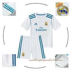 tenue de foot Real Madrid vente