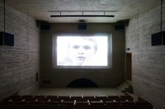 Godard's Breathless Showing at Cinema Sil Plaz, Switzerland