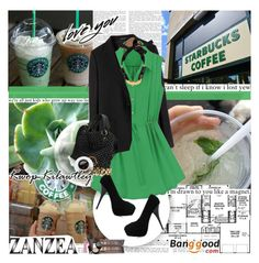 """""""STARBUCKS GREEN"""" by kwop-kilawtley ❤ liked on Polyvore featuring Too Late, KEEP ME, Maison Margiela, Marni, women's clothing, women's fashion, women, female, woman and misses"""