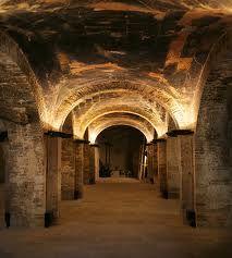 All'interno del Museo del Vetro di Piegaro (PG) #umbriainpin #piegaro