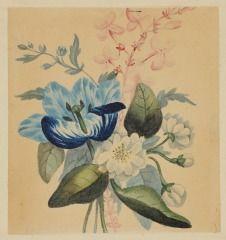 Untitled (Small Bouquet) JOHN HANCOCK (ENGLISH, b. 1757–UNKNOWN) C. 1825